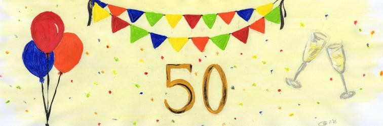 50 Jubiläum